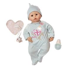 Baby Annabell Baby George Doll