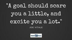 Joe Vitale, Productivity Quotes, Goals