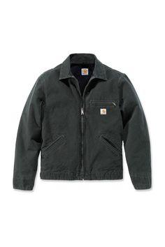 Carhartt EJ196 Lightweight Detroit Jacket - Best Workwear