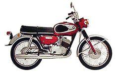 Suzuki T200 T-200
