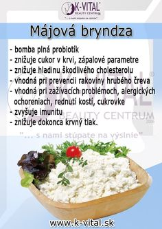 majova bryndza Nordic Interior, Weight Loss Smoothies, Natural Health, Health Tips, Health Fitness, Food And Drink, Ethnic Recipes, Diet, Fitness