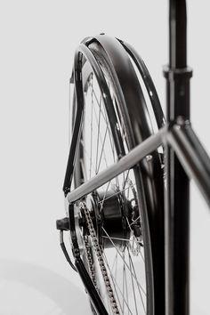 Coboc SEVEN Vesterbro: Singlespeed Commuter E-Bike