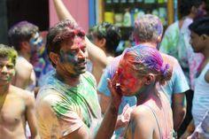 Frühling in Indien – buntes Farbenspiel beim Holi-Fest - Rundreisen - Gruppenreisen und Individualreisen - Natürlich Reisen!