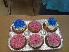 Cupcakes 1 Wilton Class