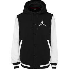 3b12ea40f61 Air Jordan Varsity Jacket found on Polyvore Jordan Sweat