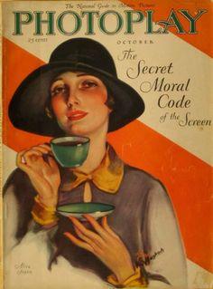 Alice Joyce - Photoplay - October 1926