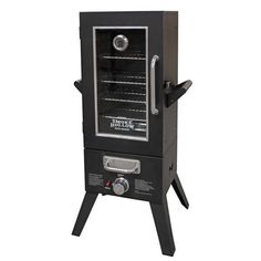 Outdoor LP Gas Smoker with Window Listing in the BBQ,Garden, Yard & Plants,Home & Garden Category on eBid United States | 149218835