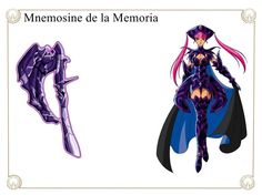 Mnemosine de la Memoria by Javiiit0