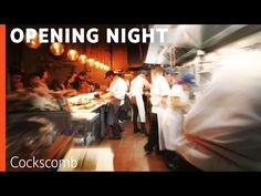 Opening Night | Cockscomb | Chris Cosentino | Chefs Feed - YouTube  Go inside the Opening Night of Chris Cosentino's Cockscomb in San Francisco, and see what a first service really takes: