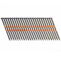 2700-Pack Hitachi 12705H 2-3//8-Inch x 0.113 Ring 2.7M Hot-Dipped Galvanized Round-Head Wire Coil Framing Nails