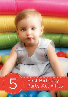 Baby First Birthday Games Party Activities Super Ideas 1st Birthday Activities, Simple First Birthday, Birthday Party Games For Kids, Boy First Birthday, Party Activities, First Birthday Parties, First Birthdays, Birthday Ideas, Unicorn Birthday