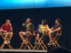 """bWatching Carl Daikeler, our CEO of eachbody, Shaun T, Autumn Calabrese, and Tony Horton talk about their journey and transformation was absolutely touching and inspiring!! It shows we are all normal people working hard. People who are broke, cars that would break down, dancing for money, divorced and working 14 hour shifts just to make ends meet. They were not willing to give up or take """"NO"""" for an answer!  #makemoney #nevergiveup #moveforward"""