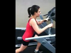 Daily Workout Tip 12/26: Treadmill Exercise For Butt & Thighs!