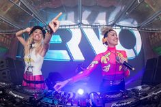 Tomorrowland Belgium 2016 | NERVO