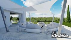 luxury spanish residence