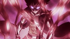 This is the Iron Shadow Dragon Slayer?