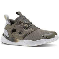 new product a4522 5b925 Reebok FuryLite Sheer (1.685.775 VND) ❤ liked on Polyvore featuring shoes,