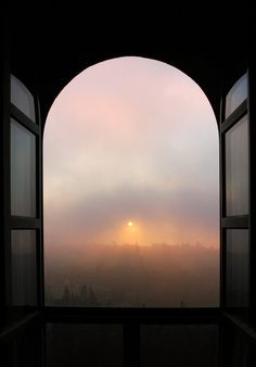 Jerusalem Sunrise Fine Art Photograph by printed on Etsy
