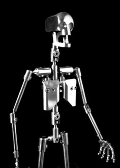 armature animation stop motion ball joint gryphyn 2