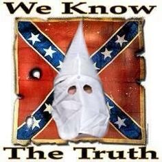 If the flag is used by hate groups to display their racist hate, it's pretty clear it's a racist symbol.