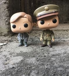 I DIDN'T KNOW THEY HAD 40s STEVE AND BUCKY!!!!!!!!! I NEED THESE!!!!