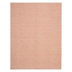 Picture showing Safavieh Nantucket Cotton Flatweave 182x274cm Rug, Orange