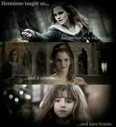 Oh Hermoine