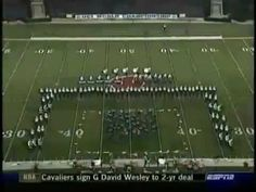 """DCI- Cavaliers """"The Machine"""" Probably one of my favorite DCI shows ever!! :)"""