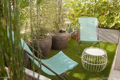 Une terrasse bien pensée, Conflans-Sainte-Honorine, L'Esprit Au Vert - paysagiste