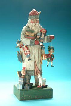 Santa - The Toy Man