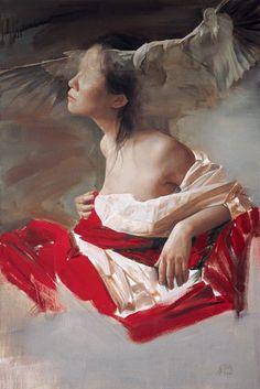 Liu Yuanshou 1967   Chinese Realist painter