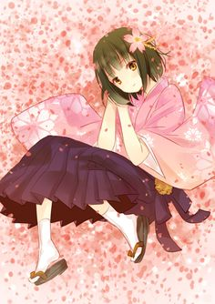 Hetalia: Japan (female)