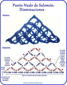 Solomon's Knot/Lover's Knot free crochet pattern nudo de, crochet patterns, de salomon