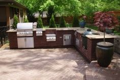 Outdoor Kitchen Plans Pdf: Build Your Own Outdoor Kitchen