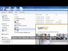 Installing SAP Business One
