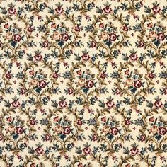 Upholstery Fabric K7769 Antique Tapestry
