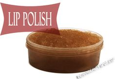 lip polish - beauty DIY