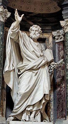 St. Peter, First Pope - Saints & Angels - Catholic Online