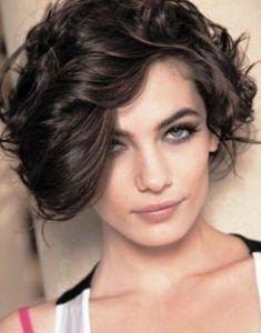 Short Edgy Haircut- short wavy hairstyles for girls