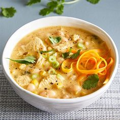 Quick Cooker White Chicken Chili - The Pampered Chef®