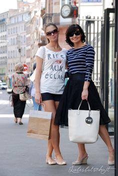 Shopping-Tag im Ausland (Straßburg, Amsterdam ...)