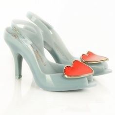 Vivienne Westwood shoes, a perfect gift for the perfect girl!