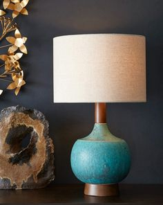 West Elm Modernist Table Lamp by Roar and Rabbit