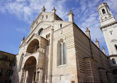 UNESCO. The cathedral (Duomo) was first built in the 6th century but rebuilt in the 12th century after an earthquake.