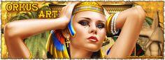 "MI RINCÓN GÓTICO: CT ORKUS ART, ""The Princess of Egypt"""