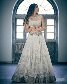 Where To Buy Chikankari Lehenga From? + Prices Where To Buy Chikankari Lehenga From? + Prices,Outfits-Lenghas n Salwars Where To Buy Chikankari Lehenga From? + Prices – Related posts:Kapuzenjacken - Knitting for beginners Latest Bridal Dresses, Indian Bridal Outfits, Indian Fashion Dresses, Dress Indian Style, Indian Gowns, Indian Designer Outfits, Indian Attire, Designer Dresses, Indian Wear