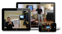 The Video Journalism Workshop works across all platforms to make watching the course as easy as possible
