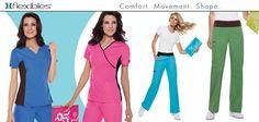 Cherokee Uniforms - Medical scrubs, nursing uniforms and footwear