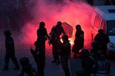 Protests in Ukraine by IvBogdan on Flickr