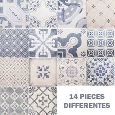 1000 images about carreaux on pinterest cement tiles deco and gatsby. Black Bedroom Furniture Sets. Home Design Ideas